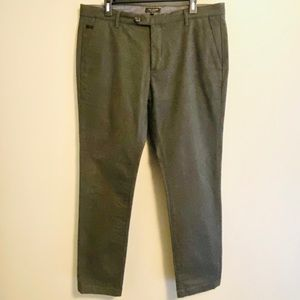 TED BAKER- Wool look Slacks -36R
